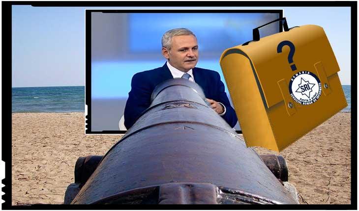 Toate tunurile / valizele pe Dragnea! De ce acum valiza? Pentru că pregătea renaționalizarea PETROM-ului?