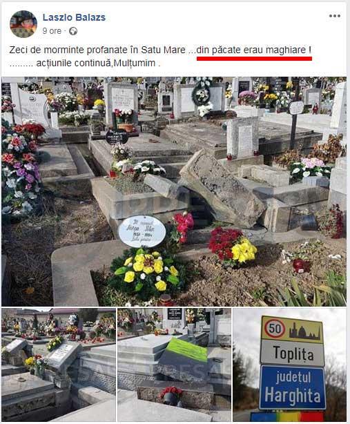 Laszlo Balazs, secesionistul care dezinformează și instigă la ură