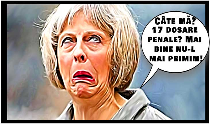 Dedesubturile anulării întâlnirii dintre Theresa May și Klaus Iohannis