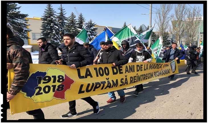 Studenții din Noua Dreaptă Iași invită lumea în partid, Foto: Noua Dreaptă