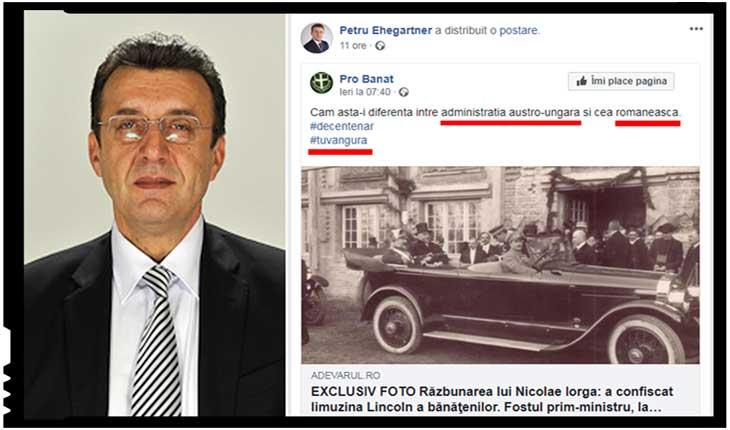 """Ce mesaje năstrușnice mai transmit """"aleșii neamului"""": De centenar ... #tuvangura!?, Foto: cdep.ro / facebook"""