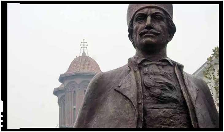 Un bust al lui Avram Iancu, dezvelit la București, Foto: razboiulinformational.ro