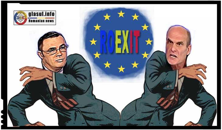 Mercenarii din presă se țin iar de fake news: Guran și CTP propovăduiesc ruperea Transilvaniei dacă România iese din UE