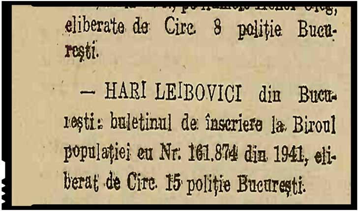 Revoluție sau lovitură de stat? Victor Atanasie Stănculescu sau Hari Leibovici?