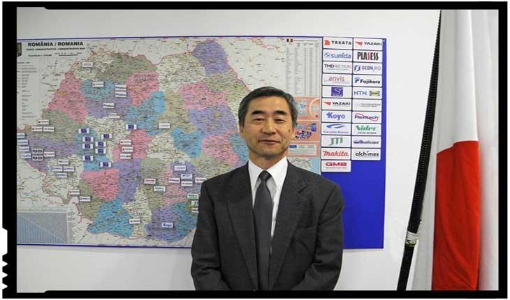 """Noul Ambasador al Japoniei în România despre Centenarul Marii Uniri: """"Întreaga țară freamătă de emoție"""", Foto: facebook.com/Embassy-of-JAPAN-in-Romania-1524073764576851/"""