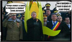 """Iohannis desființat de un jurnalist român: """"Păpușoi avansat la rangul de președinte al României"""", Foto original: cotidianul.ro"""