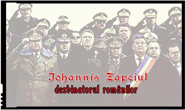 """""""Iohannis Zapciul... a luat cu japca și casele din Sibiu"""" - Iohannis Zapciul, dezbinatorul românilor, Foto original: cotidianul.ro"""