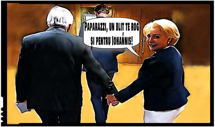 Juncker a furat mireasa! Iohannis plânge neconsolat într-un colț al Cotrocenilor, Foto original: stiripesurse.ro