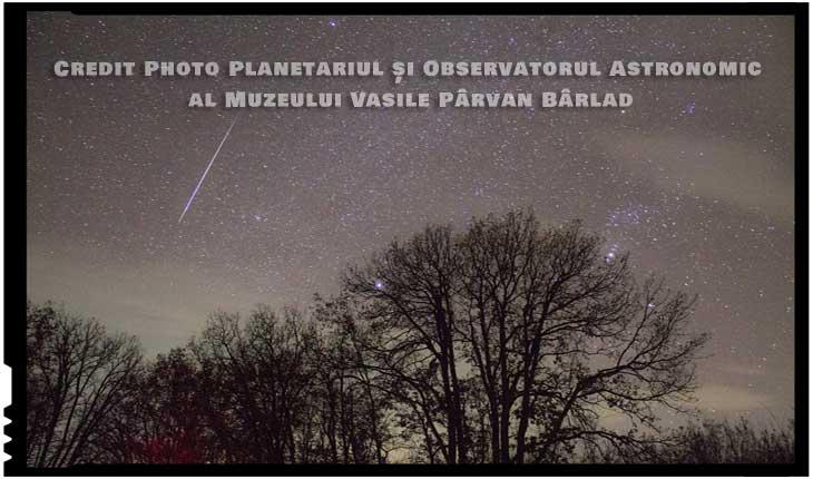 Comunicat de presă: Fenomenele astronomice în anul 2019, Foto: Credit Photo Planetariul și Observatorul Astronomic al Muzeului Vasile Pârvan Bârlad