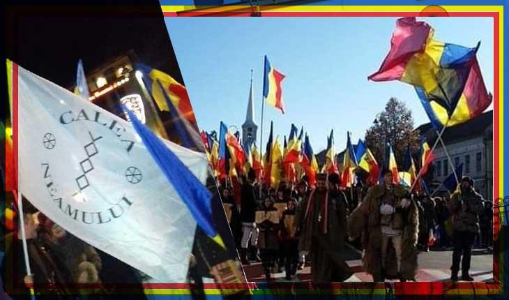 Veniți în rândurile celor care au certitudinea că poporul român se poate, prin Credință și Faptă, ridica pe Linia Neamului, Foto: facebook.com/mihai.tirnoveanu.7