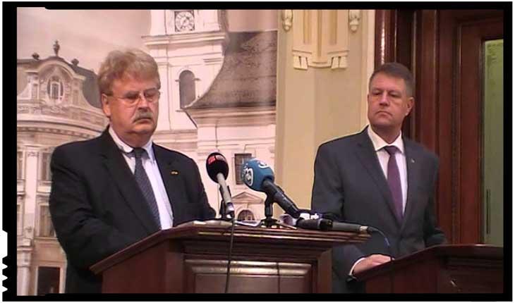 Corupție la vârful PE! Elmar Brok, germanul care amenința România cu articolul 7, prins cu înșelătorii!, Foto: Youtube / Stiri de Sibiu