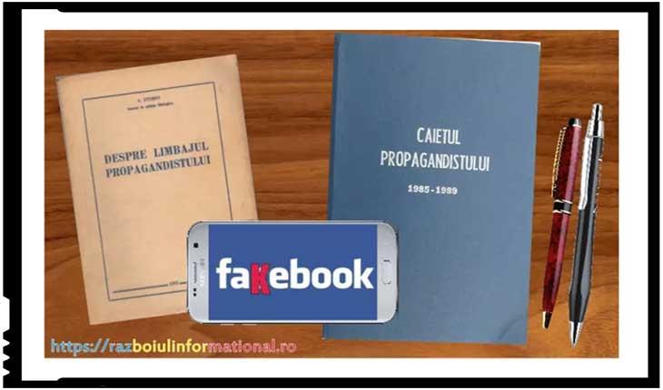 Manualul de propagandă se întoarce în școli!, Foto: razboiulinformational.ro