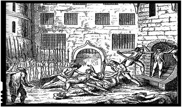 10 August 1792 - Masacrele din Franța