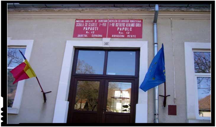 Păpăuți, Covasna, ultimii pași către maghiarizare