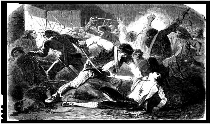 Masacrele din septembrie 1792 din Franța