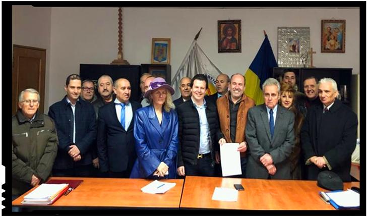 Alianță naționalistă românească pentru europarlamentare, Foto: facebook.com/NOUADREAPTARomania