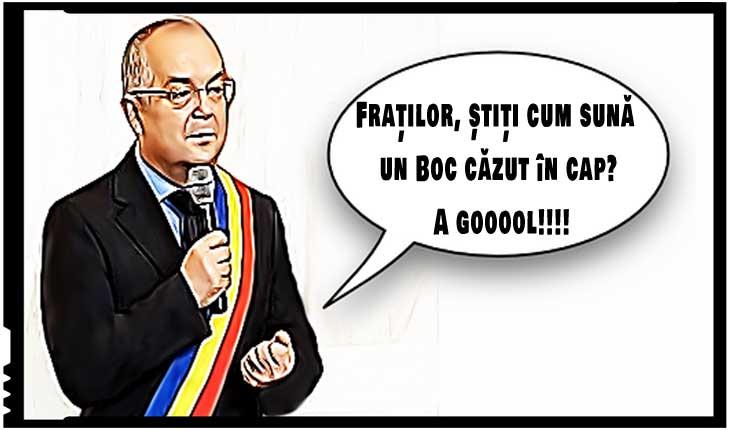 """Boacănele lui Boc încă mai fac victime prin atacuri de tip """"friendly-fire""""?"""