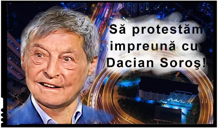 """Aurelian Pavelescu: """"Vă urcați pe umerii națiunii și să o condamnați la moarte în numele lui Soros?"""""""