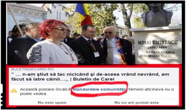 Vocile care se ridică pentru a apăra drepturile românilor de la Carei, sistematic cenzurate, Foto: Buletin de Carei