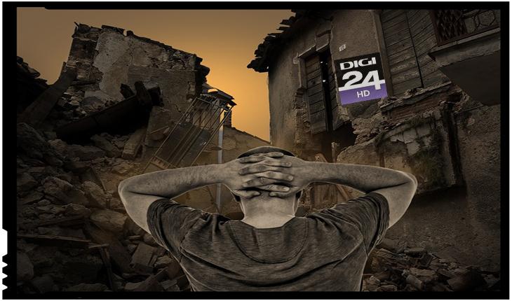 A căzut Coldea, a căzut Kovesi, bugetul SRI tăiat, în curând va cădea și Digi 24. Adio dezinformare și propagandă antiromânească!