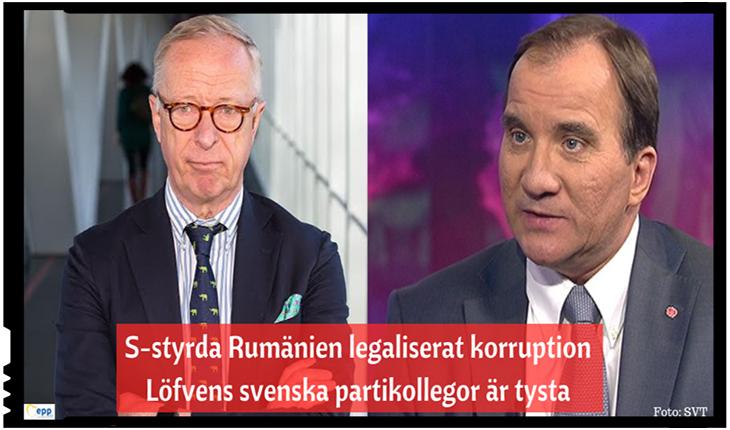 """Gunnar Hökmark, europarlamentar suedez: """"România este una dintre cele mai corupte țări din UE"""", Foto: facebook.com/pg/ghokmark"""