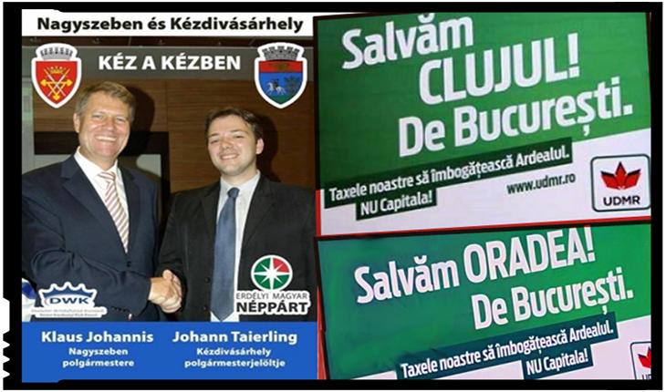 """Iohannis le face iar ochi dulci maghiarilor: """"UDMR să se alăture efortului comun de a apăra și a consolida democrația liberală"""""""