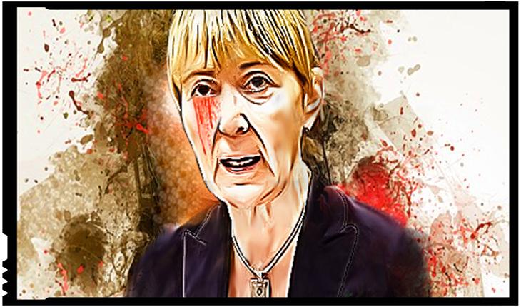 """Lacrimi de sânge ale Monicăi Macovei pentru protestele #Rezist: """"Au ridicat poporul român la o cotă extraordinară"""""""