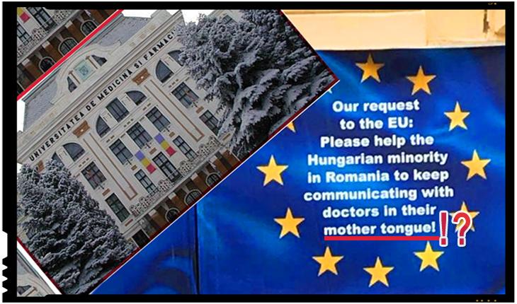 """""""Dreptul de a fi ungur în România a fost din păcate întotdeauna mai presus decât dreptul de a fi român în România"""", Foto: facebook.com/mihai.tirnoveanu.7"""