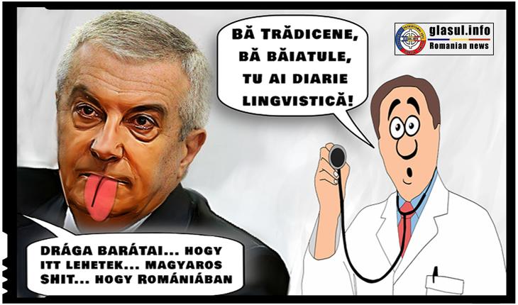 (VIDEO) Fierbe România! Al doilea om în stat a făcut fractură de limbă încercând să vorbească în limba maghiară