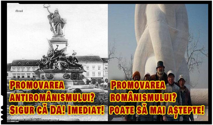 Standard dublu și antiromânism față de românii din Arad, Foto: evz.ro