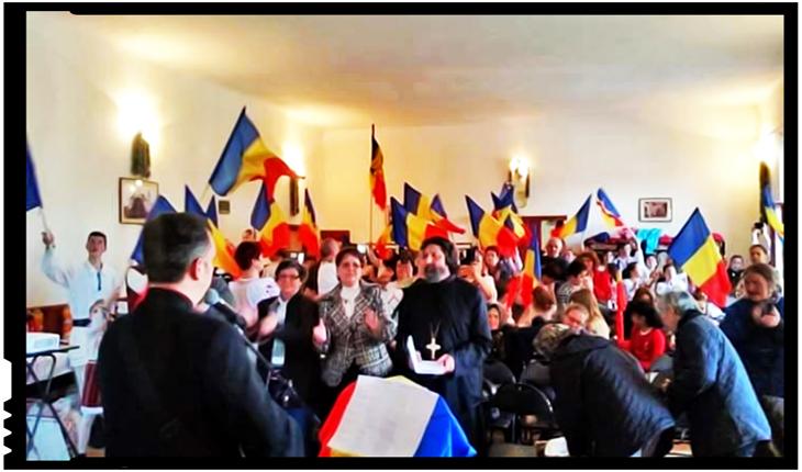 Avem certitudini, avem idealuri, avem vise pe care le trăim în văzDuhul Neamului Românesc, Foto: facebook.com/mihai.tirnoveanu.7