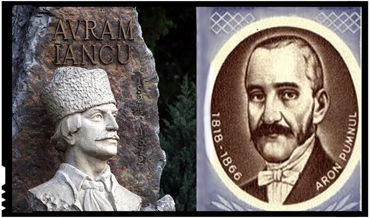 La data de 15 martie 1848, Avram Iancu şi Aron Pumnul au dat de la Târgu Mureș strigătul răsculării împotriva anexării Transilvaniei la Ungaria