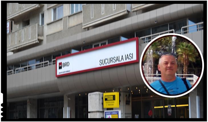 JAF ca în filme la BRD Iași! 425.000 de euro sustrași din bancă