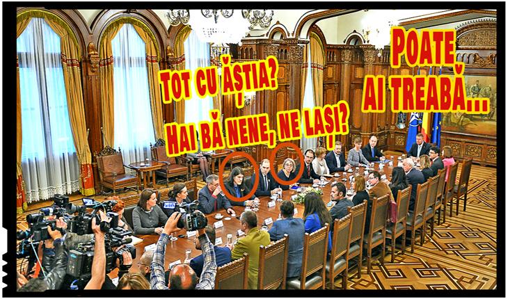 """Iohannis iar s-a consultat la Cotroceni cu """"bolșevicăraia"""" activistă, Foto: presidency.ro"""