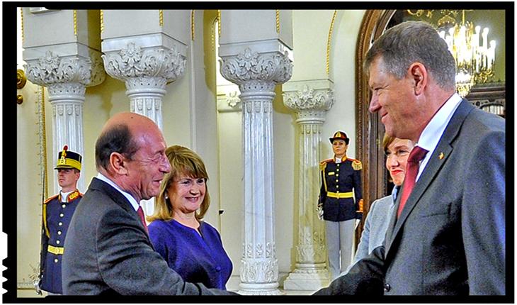 """Traian Băsescu: """"USR este un partid marxist care-și spune progresist"""", Foto: captura presidency.ro"""