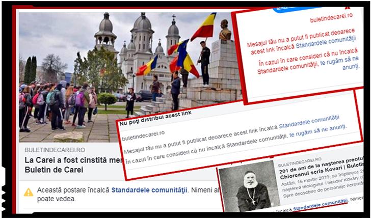 Atac concertat împotriva publicației Buletin de Carei, singurul cotidian românesc independent din Carei
