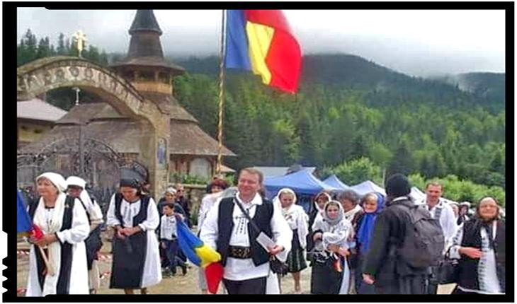 Un nou început pe Calea Neamului: din Caracter, din Dragoste, se naște Libertatea de a fi Român, Foto: facebook.com/mihai.tirnoveanu.7