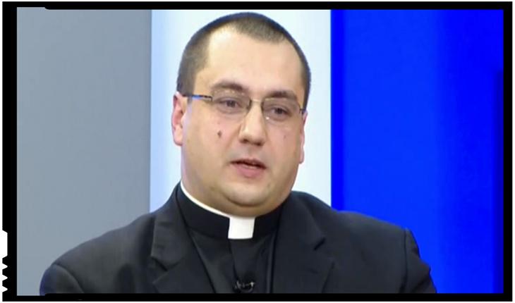 Prezența pe listele PSD a lui Chris Terhes i-a adus excluderea din preoțime, Foto: facebook.com/FrChrisTerhes
