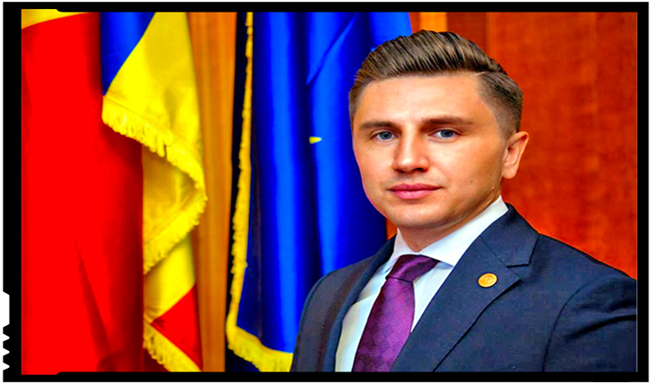 Deputatul Constantin Codreanu, Foto: facebook.com/pg/ConstantinCodreanuRO
