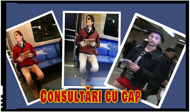 """Ieri au fost """"consultări"""" la Cotroceni. Ce miros de chiloțăreală s-a mai întins până spre Grozăvești. Ai fi zis că ești la metrou., Foto: facebook"""