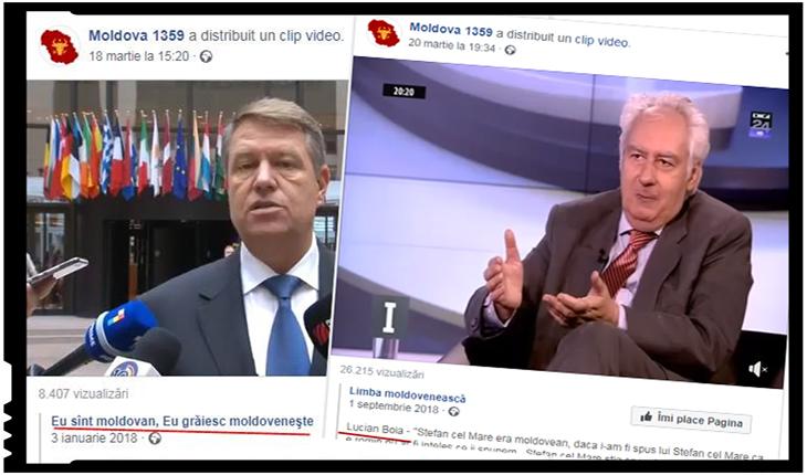 Iohannis a devenit idolul propagandei neosovietice din Republica Moldova