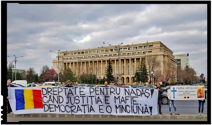 Frăția Ortodoxă: Mass media tace, complice, cu privire la cazul Nadăș, Foto: facebook.com/jnepiisfantuluigheorghe
