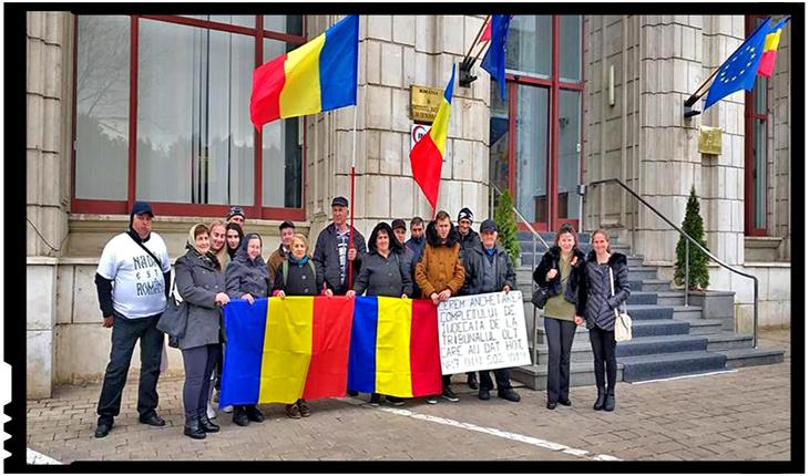 Nădășenii, solicită sprijinul tuturor Românilor, Miercuri 20 Martie 2019, Foto: facebook.com/solidaritateaalro.ioan