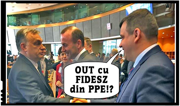 """Deputatul Marius Pașcan: """"FIDESZ, suspendat din PPE!"""", Foto: facebook.com/marius.pascan.10"""