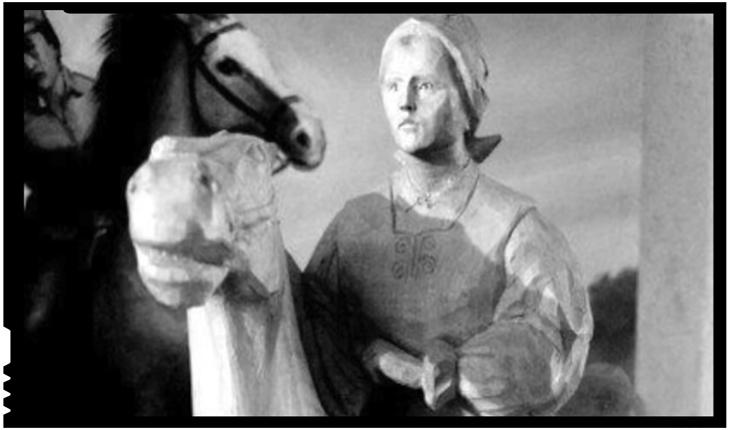 Și românii au avut femei războinice: la 12 martie 1849, Pelaghia Roșu comanda femeile în luptă, Foto: youtube