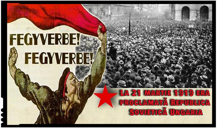 20 Martie 1919: Consiliul Dirigent de la Sibiu decretează mobilizare generală în fața bolșevismului maghiar