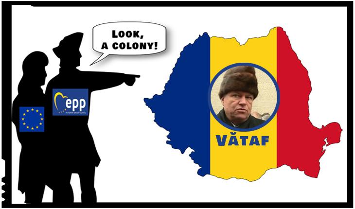 """Gelu Vișan: """"Vă spun demult că România este o Colonie! Tocmai ați primit o mostră de ceea ce ar însemna Statele Unite ale Europei"""""""
