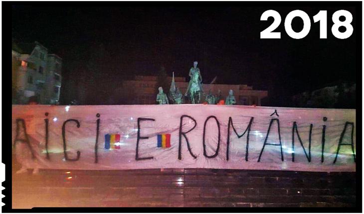 Pe 15 martie românii sunt interziși la Sfântu Gheorghe?, Foto: Facebook / Sunt Nationalist