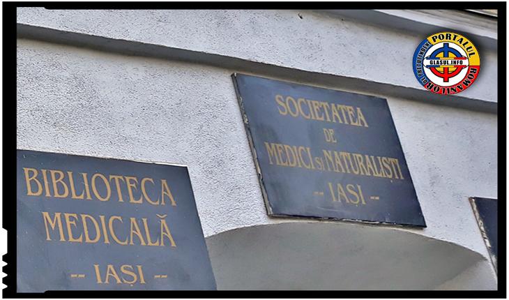 La 18 martie 1833 s-a constituit la Iași, Societatea de Medici și Naturaliști, prima societate științifică din România