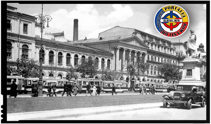 La 19 Martie 1919 erau îndepărtați din învățământ profesorii Universității din București care s-au comportat servil în timpul ocupației germane